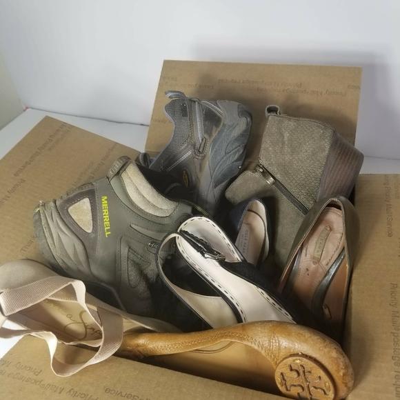 Mysteri Box Shoes Bundles 8 pairs womens reseller
